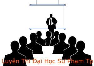 Trung tâm luyện thi Đại học Sư Phạm Tp HCM