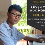 Luyện Thi Đại Học Môn Toán Sẽ Không Khó - Thủ Khoa Vương Hoàng Long