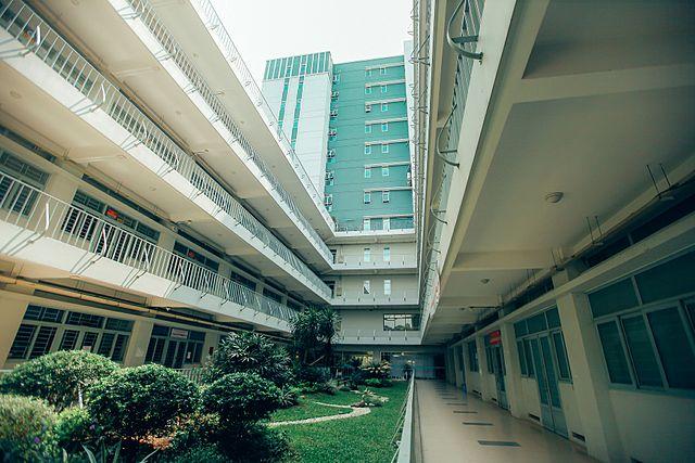 Khu A1 - Trường đại học Sư Phạm Kỹ Thuật Thành phố Hồ Chí Minh