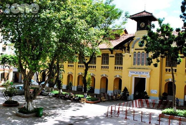 Giới thiệu Trường Đại học Sài Gòn