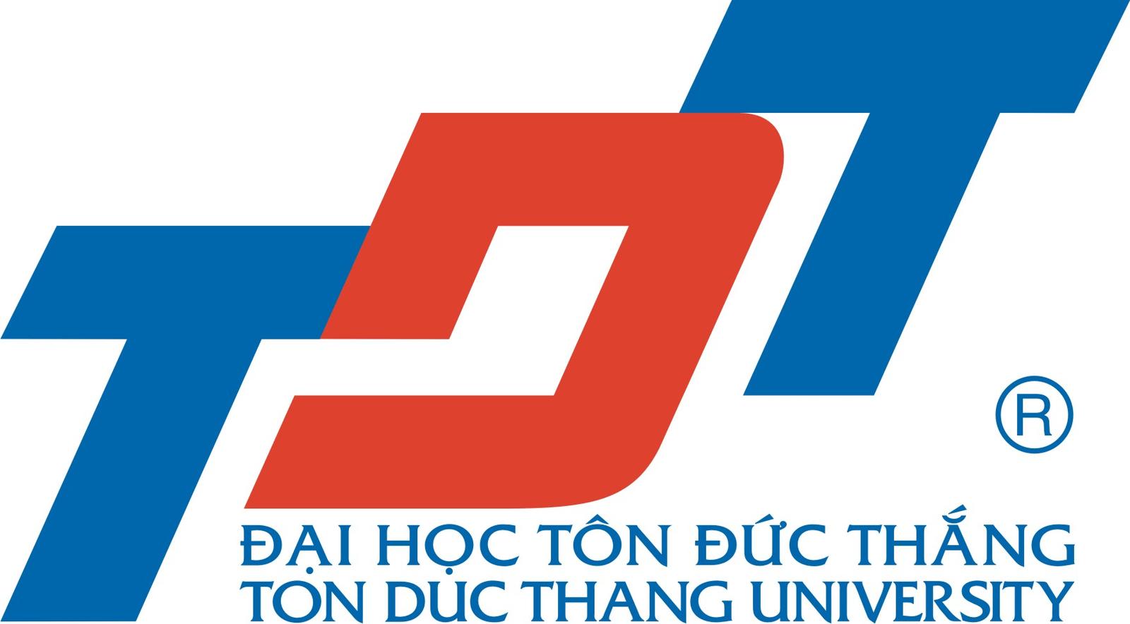 Logo của Trường đại học Tôn Đức Thắng