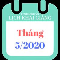 Lịch khai giảng các khóa Luyện Thi Đại Học 2020, Bồi Dưỡng Văn Hóa: Dạy Thêm - Học Thêm, Anh Văn tháng 5/2020