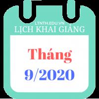 Lịch khai giảng khóa học tháng 07/2020, Luyện thi đại học 2021 (Poster)