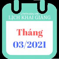 Lịch khai giảng khóa học tháng 3/2021, Luyện thi đại học 2021 (Hình)