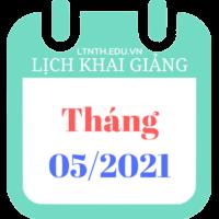 Lịch khai giảng khóa học tháng 5/2021, Luyện thi đại học 2021 (Hình)